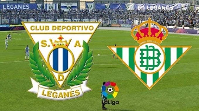 Soi keo nha cai Leganes vs Real Betis, 16/02/2020 - VDQG Tay Ban Nha