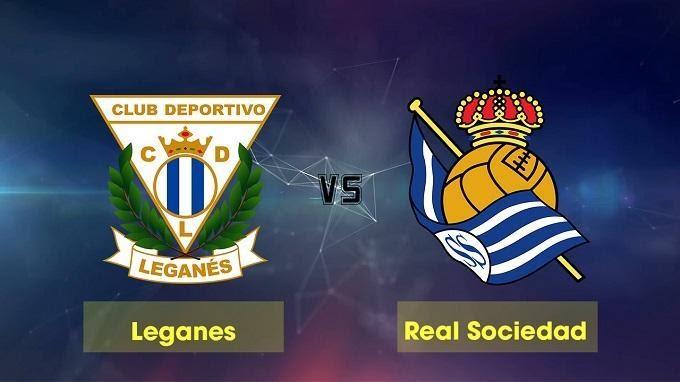 Soi keo nha cai Leganes vs Real Sociedad, 01/02/2020 - VDQG Tay Ban Nha