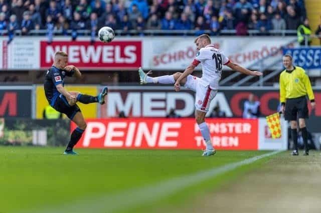 Soi keo nha cai Mainz 05 vs Paderborn, 29/02/2020 - Giai VDQG Duc