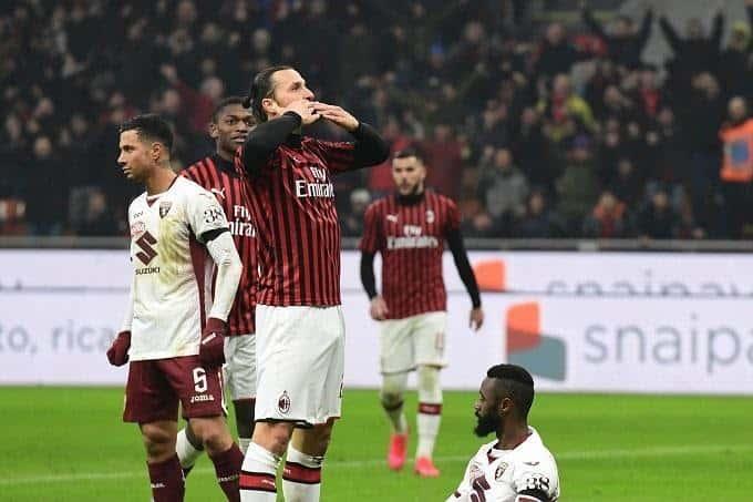 Soi keo nha cai Milan vs Torino, 16/02/2020 - VDQG Y [Serie A]