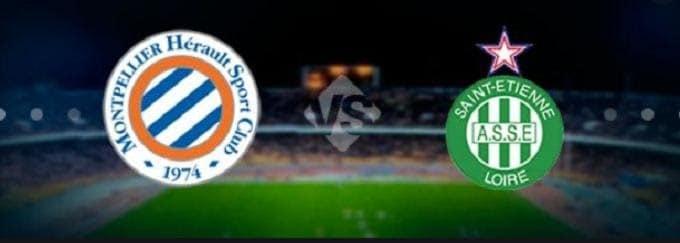 Soi keo nha cai Montpellier vs Saint - Etienne, 09/02/2020 - Giai VDQG Phap [Ligue 1]