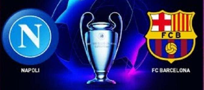 Soi kèo nhà cái Napoli vs Barcelona, 26/2/2020 - UEFA Champions League