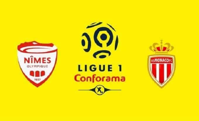 Soi keo nha cai Nîmes vs Monaco, 02/02/2020 - VDQG Phap [Ligue 1]