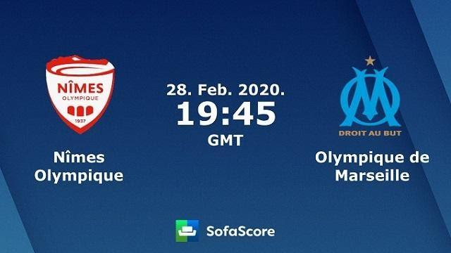 Soi kèo nhà cái Nimes vs Olympique Marseille, 29/02/2020 - VĐQG Pháp [Ligue 1]