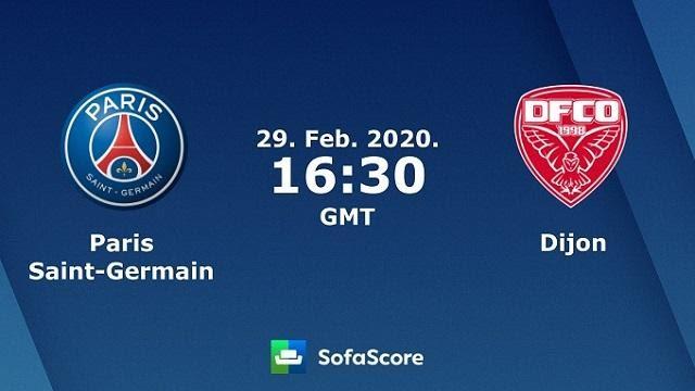 Soi kèo nhà cái PSG vs Dijon, 29/02/2020 - VĐQG Pháp [Ligue 1]