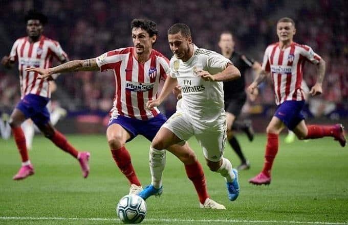 Soi keo nha cai Real Madrid vs Atletico Madrid, 01/02/2020 - VDQG Tay Ban Nha