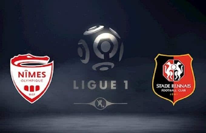 Soi keo nha cai Rennes vs Nîmes, 23/02/2020 - VDQG Phap [Ligue 1]