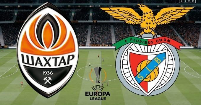 Soi keo nha cai  Shakhtar Donetsk vs Benfica, 21/2/2020 - UEFA Europa League