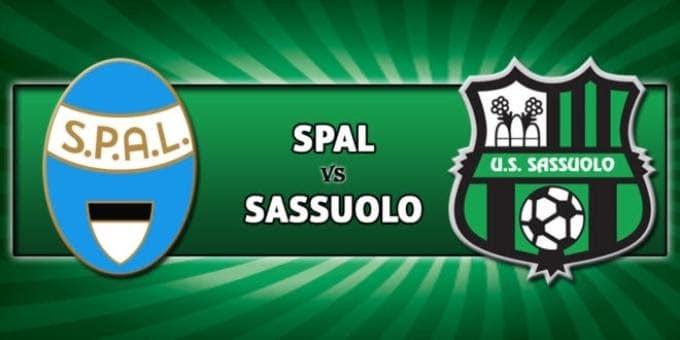 Soi keo nha cai SPAL vs Sassuolo, 09/02/2020 - VDQG Y [Serie A]