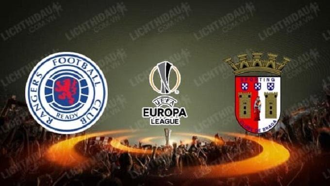 Soi kèo nhà cái Sporting Braga vs Rangers, 27/02/2020 - Cúp C2 Châu