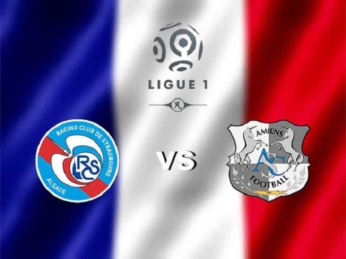 Soi keo nha cai Strasbourg vs Amiens SC, 23/02/2020 - VDQG Phap [Ligue 1]