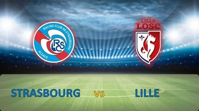 Soi keo nha cai Strasbourg vs Lille, 02/02/2020 - VDQG Phap [Ligue 1]