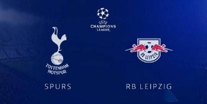 Soi kèo nhà cái Tottenham Hotspur vs RB Leipzig, 20/2/2020 - UEFA Champions League