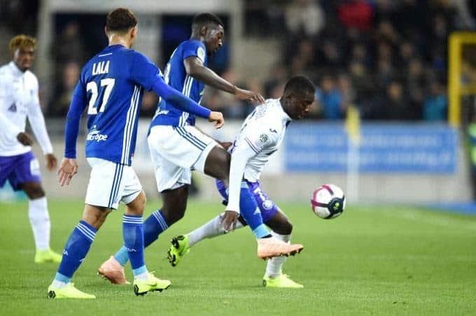 Soi keo nha cai Toulouse vs Strasbourg, 06/02/2020 - VDQG Phap [Ligue 1]
