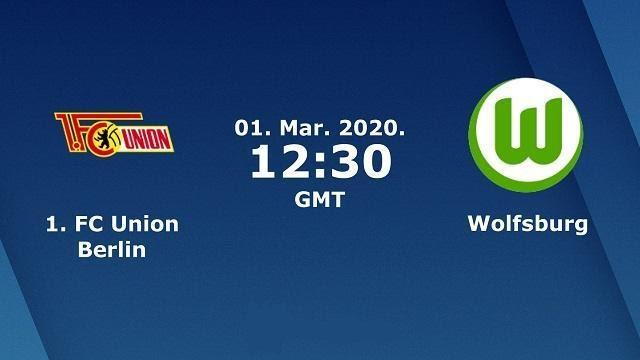 Soi kèo nhà cái Union Berlin vs Wolfsburg, 01/03/2020 - Giải VĐQG Đức