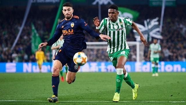 Soi kèo nhà cái Valencia vs Real Betis, 01/03/2020 - VĐQG Tây Ban Nha