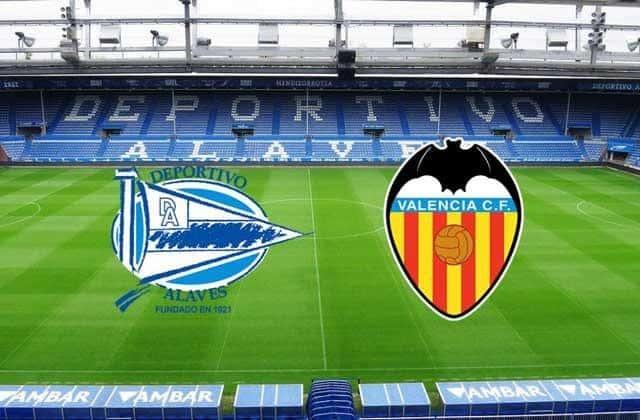 Soi keo nha cai Deportivo Alaves vs Valencia, 07/03/2020 - VDQG Tay Ban Nha