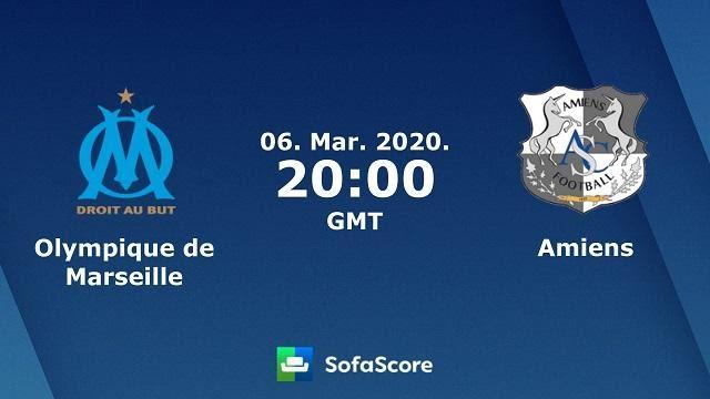 Soi kèo nhà cái Olympique Marseille vs Amiens, 07/03/2020 - VĐQG Pháp [Ligue 1]