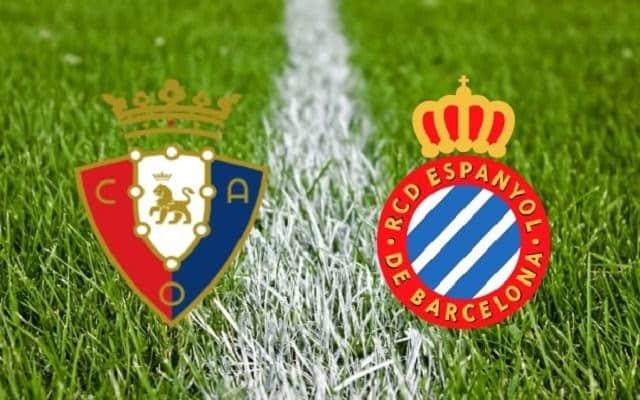 Soi keo nha cai Osasuna vs Espanyol, 07/03/2020 - VDQG Tay Ban Nha