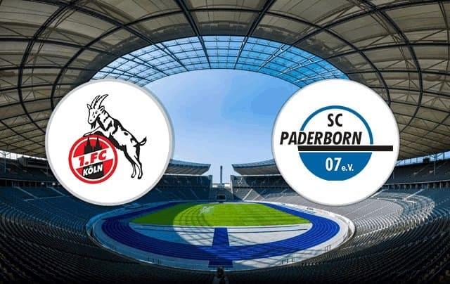 Soi kèo nhà cái Paderborn vs Cologne, 07/03/2020 - Giải VĐQG Đức