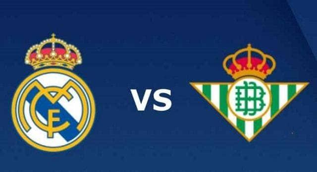 Soi keo nha cai Real Betis vs Real Madrid, 09/03/2020 - VDQG Tay Ban Nha
