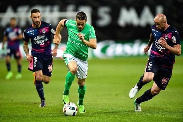 Soi keo nha cai Saint-Etienne vs Bordeaux, 08/03/2020 - VDQG Phap [Ligue 1]