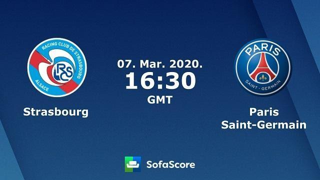 Soi keo nha cai Strasbourg vs PSG, 07/03/2020 - VDQG Phap [Ligue 1]
