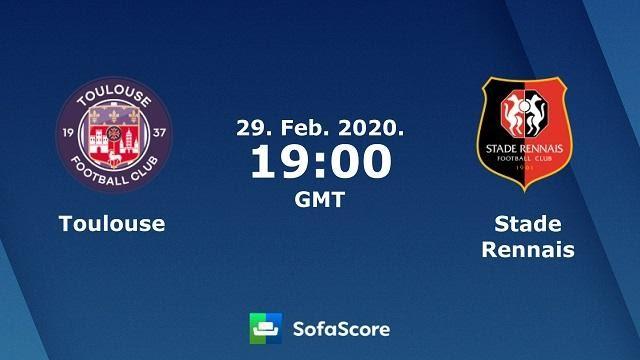 Soi kèo nhà cái Toulouse vs Rennes, 01/03/2020 – VĐQG Pháp (Ligue 1)