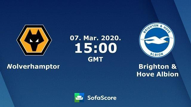 Soi keo nha cai Wolverhampton vs Brighton & Hove Albion, 7/03/2020 - Ngoai Hang Anh