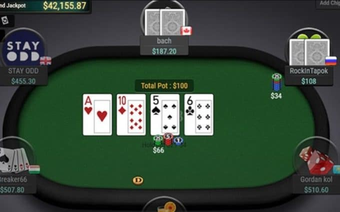 Bi quyet bat hu khi choi game Poker
