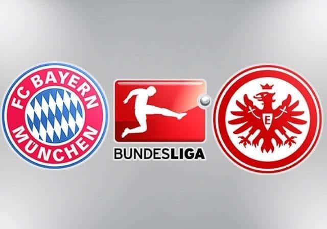 Soi keo Bayern Munich vs Eintracht Frankfurt, 24/5/2020
