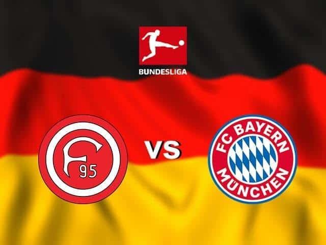 Soi kèo Bayern Munich vs Fortuna Dusseldorf, 30/05/2020