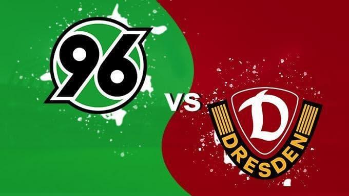 Soi keo Hannover vs Dynamo Dresden, 17/5/2020