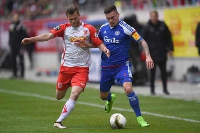 Soi keo Regensburg vs Holstein Kiel, 16/5/2020