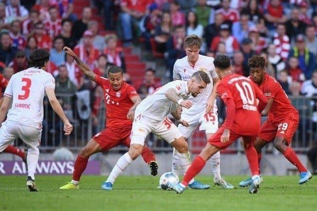 Soi keo Union Berlin vs Bayern Munich, 17/5/2020