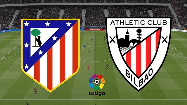 Soi keo Ath Bilbao vs Atl. Madrid, 14/6/2020
