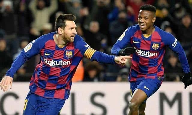 Soi kèo Barcelona vs Leganes, 17/6/2020