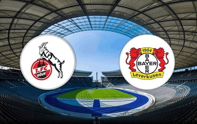 Soi keo Bayer Leverkusen vs Cologne, 18/6/2020