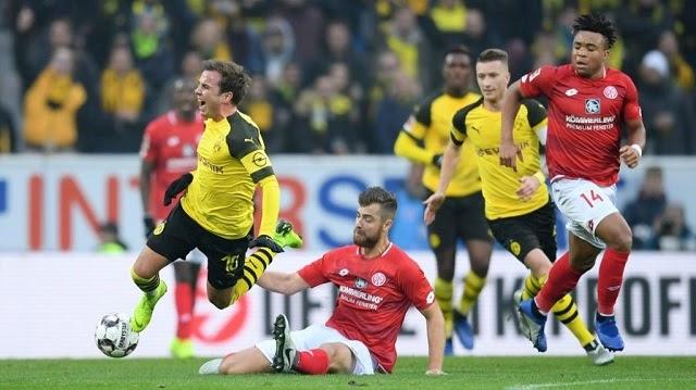 Soi keo Borussia Dortmund vs Mainz 05, 18/6/2020