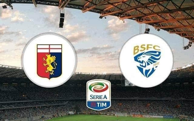 Soi keo Brescia vs Genoa, 27/6/2020