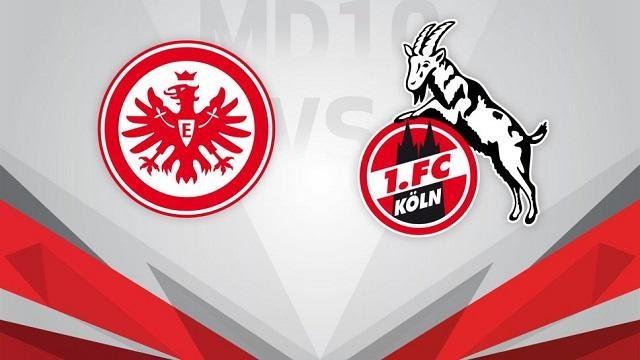 Soi keo Cologne vs Eintracht Frankfurt, 20/6/2020