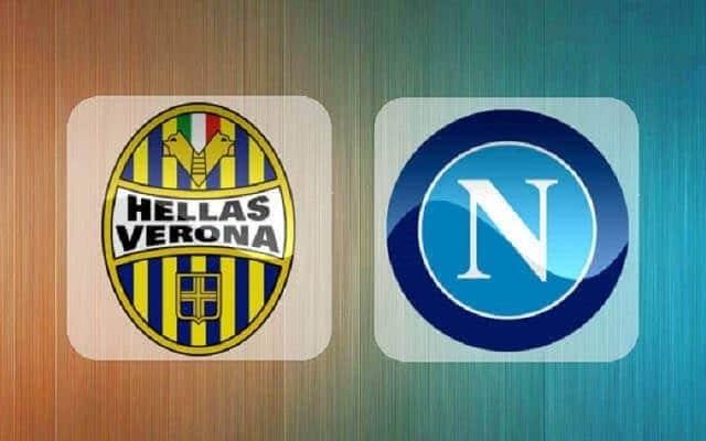 Soi keo Hellas Verona vs Napoli, 24/6/2020