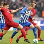 Soi kèo Hertha BSC vs Eintracht Frankfurt, 13/6/2020