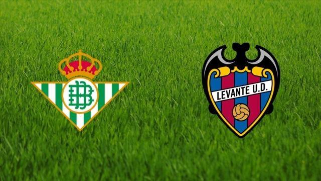 Soi keo Levante vs Real Betis, 28/06/2020