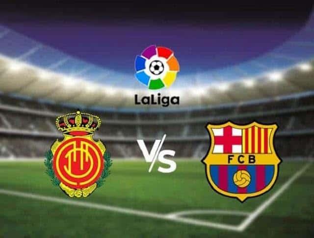 Soi keo Mallorca vs Barcelona, 14/6/2020