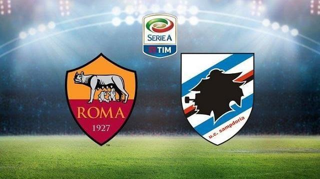 Soi keo Roma vs Sampdoria, 25/6/2020