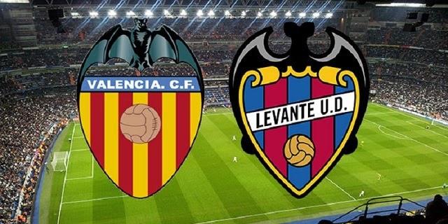 Soi keo Valencia vs Levante, 14/6/2020