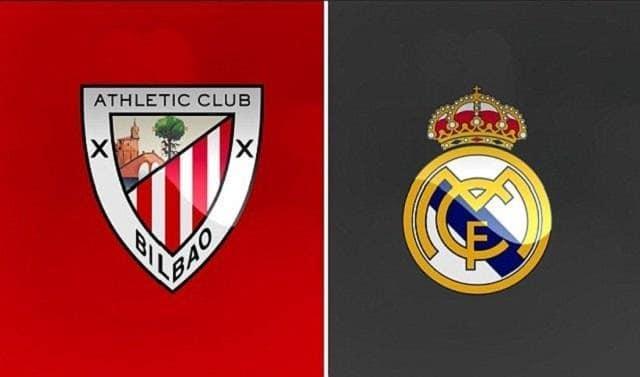 Soi keo Athletic Club vs Real Madrid, 05/7/2020