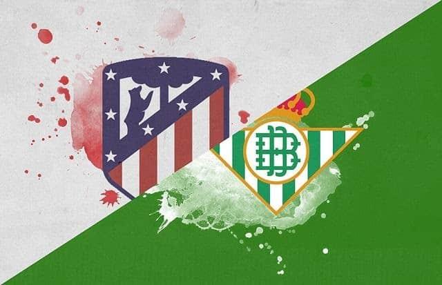 Soi keo Atletico Madrid vs Real Betis, 12/7/2020