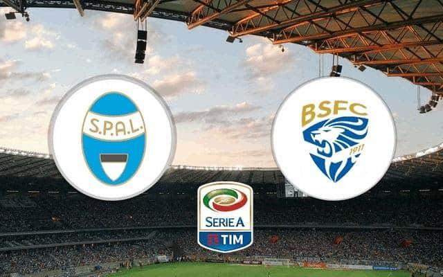 Soi keo Brescia vs SPAL, 20/7/2020